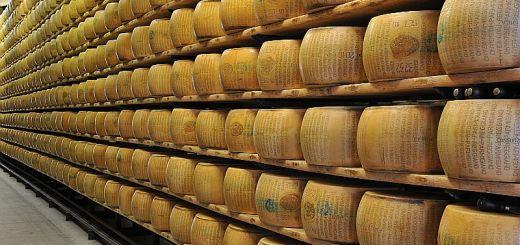 Parmigiano è tra i marchi più influenti