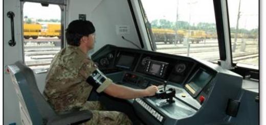 militari treno