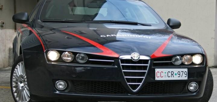 L'Aquila - Carabinieri