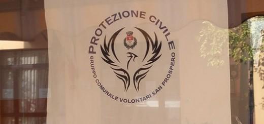 protezione civile croce blu