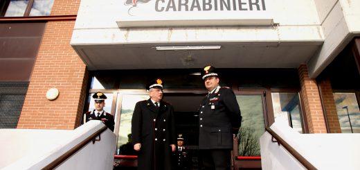 carabinieri visita