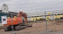 Riparte la costruzione del nuovo Centro del Riuso di Novi