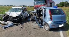 Incidente mortale a Soliera, muore un giovane di Bastiglia, una ragazza all'ospedale