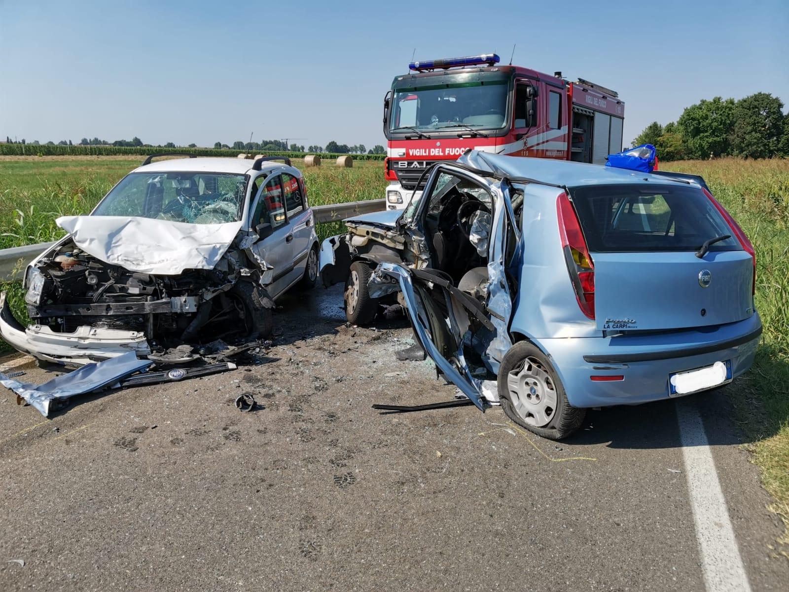 Incidente mortale a Soliera, muore un giovane di Bastiglia, una ragazza  all'ospedale - SulPanaro | News