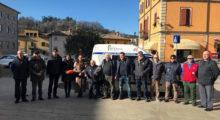 Mirandola, dopo il lockdown tornano i trasporti Anteas (assistenza leggera alla persona)