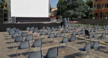 Tutto pronto a Soliera con il cinema in piazza