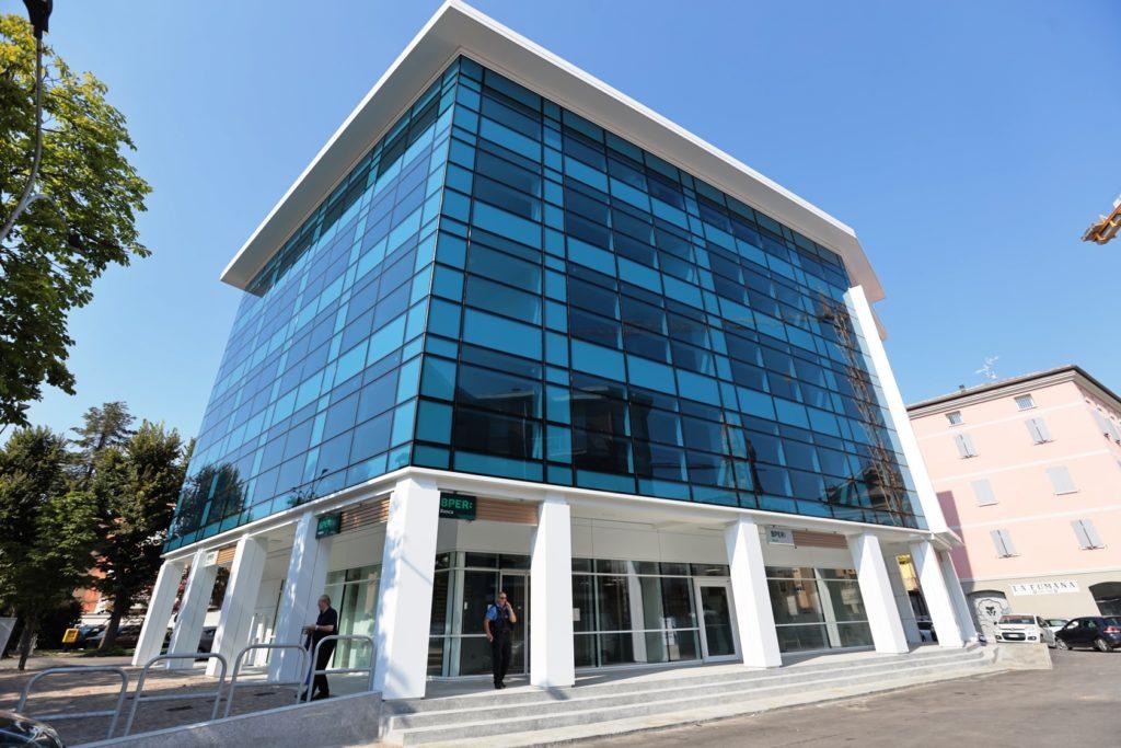 Riaperta la sede storica della banca Bper a Cavezzo