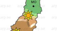 Il meteo della Bassa per mercoledì 29 luglio
