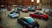Modena, MODENARTEMOTORI porta in piazza Roma il meglio delle auto mondiali