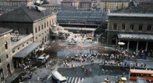 Quarant'anni fa la strage alla stazione di Bologna, la Bassa non dimentica