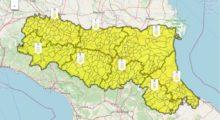 Allerta meteo sulla Bassa e su tutta la Regione tra 11 e 12 luglio