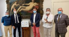 Popolare San Felice dona 4 mila mascherine ai Comuni di San Prospero e San Felice