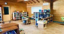 A San Possidonio le sale bambini e ragazzi della biblioteca ora sono in Palestropoli
