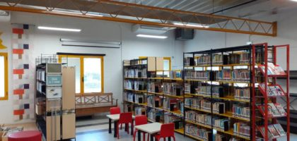 Bomporto, biblioteca chiusa dal 1° agosto