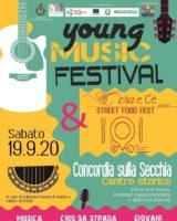 Concordia, a settembre torna l'evento che unisce musica e street food