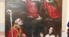 """Finale Emilia, torna alla Chiesa del Seminario lo """"Sposalizio di Santa Caterina"""""""