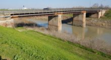 Finale Emilia, riapre il Ponte Vecchio per pedoni e ciclisti