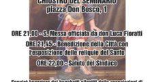 Finale Emilia festeggia il Santo Patrono nel Chiostro del Seminario