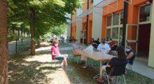Aperto lo spazio estivo per i ragazzi con disabilità della Bassa: è a Medolla