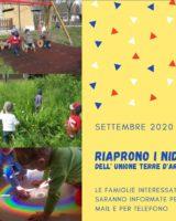 A settembre riaprono i nidi a Carpi, Novi e Soliera