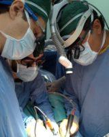 A Modena primo trapianto di fegato da donatore vivente
