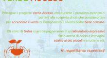 Camposanto, Verde Acceso prosegue i suoi incontri