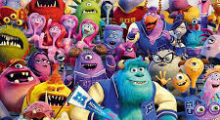 """Monsters University"" in proiezione a San Felice"