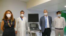 Dalla Fondazione CR Carpi in dono al Ramazzini un nuovo ecografo a servizio dell'Endoscopia