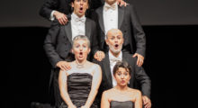 """Giardino Troisi, il 4 agosto """"Allegro cantabile"""" di Faber Teater a Nonantola"""