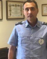 Davide Golfieri nuovo Comandante della Polizia Locale dell'Unione Terre d'Argine