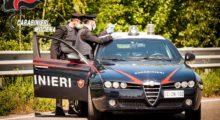 Ventisettenne fermato dai Carabinieri: era un ladro d'auto