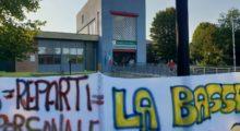 Più di 200 persone e i sindaci della Bassa alla manifestazione agostana per l'ospedale di Mirandola