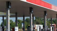 Distrutto il distributore di benzina dell'Extracoop
