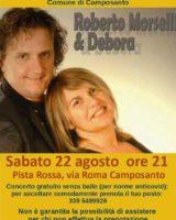 "Camposanto, Roberto Morselli e Debora ad ""Agosto insieme 2020"""
