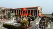 Il cimitero di Ponte Motta chiude per lavori
