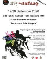 """Torna """"San Prospero Fantasy"""" sabato 19 e domenica 20 Settembre"""