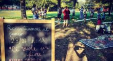 "Martedì per i bimbi c'è ""Raccontiamoci nel parco"" a San Felice"