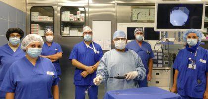 Ospedale di Mirandola, potenziata l'offerta urologica grazie alle donazioni