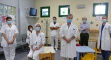 Ospedale di Mirandola, la Pediatria Obi ora è giorno e notte