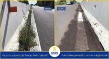 Sulla Ferrara-mare conclusi i lavori di pulizia di Anas