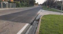 Bomporto, completati nuovi lavori di asfaltatura di via Ravarino-Carpi