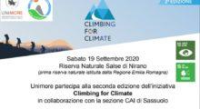 Unimore partecipa alla seconda edizione di Climbing for Climate