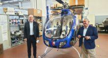 L'Emilia-Romagna in prima linea per la crescita del settore aerospaziale