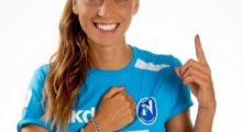 """Eleonora Goldoni, l'attaccante finalese che ha conquistato la serie A:""""Ho cambiato maglia per giocare di più"""""""