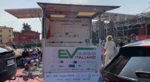 Le immagini più belle di #EViaggioItaliano, il tour nazionale su veicoli elettrici