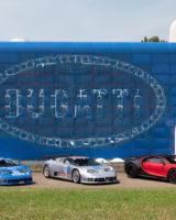Il 13 settembre si celebrano i 30 anni della fabbrica Bugatti a Campogalliano