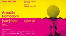A Soliera, mostra personale di Arnaldo Pomodoro a ottobre 2020