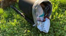 Medolla, atto di vandalismo al parco di via Perugia