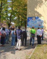 Grande successo per l'inaugurazione della mostra d'arte Muriliberi