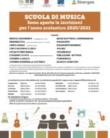 E' tempo di musica e canto, aperte le iscrizioni della scuola di musica C. e G. Andreoli
